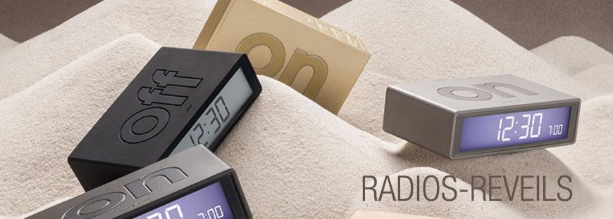Radios - Réveils