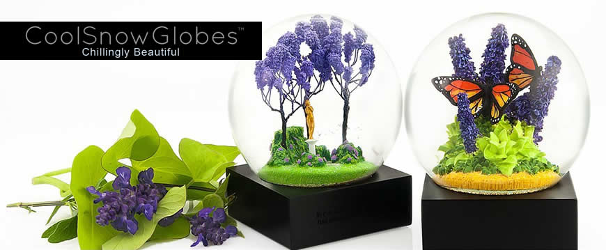 Marque Coolsnow globes