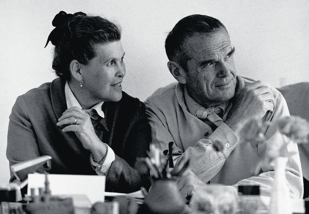 EAMES Charles et Ray
