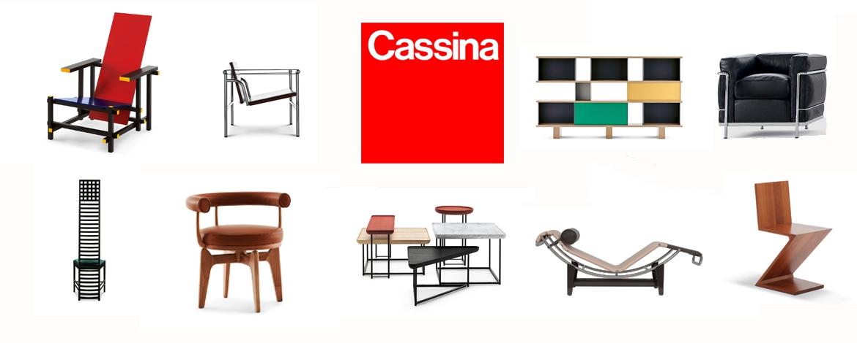 Marque Cassina