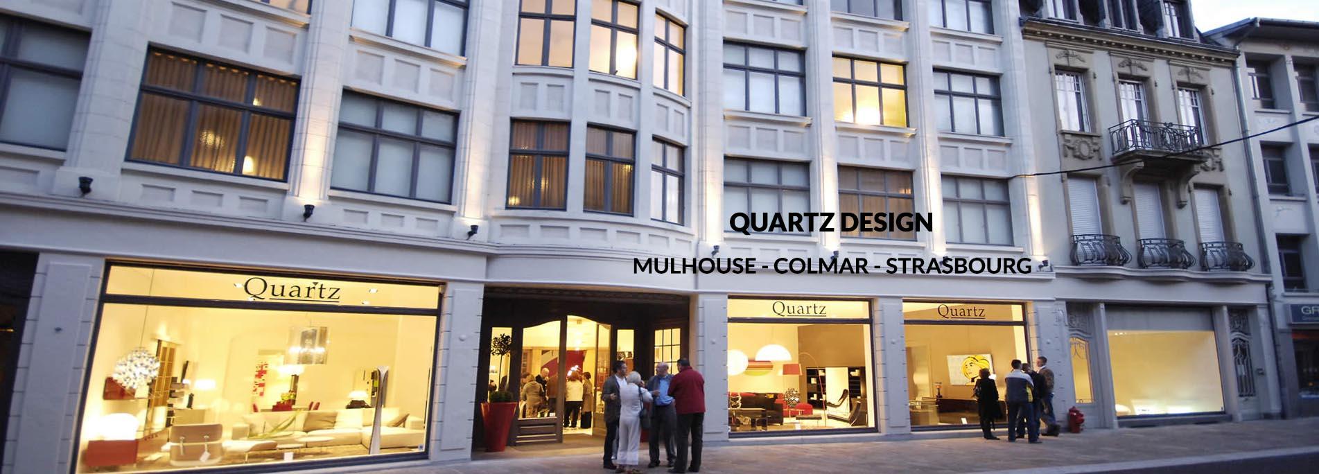 Mobilier Design Et Contemporain A Mulhouse Colmar Strasbourg Quartz Design
