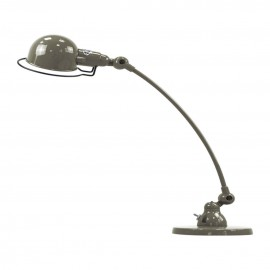Lampe courbe SIGNAL - kaki gris