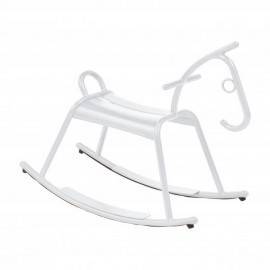 Cheval à bascule ADADA - blanc Fermob