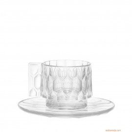 Jellies family coffee cup cristal