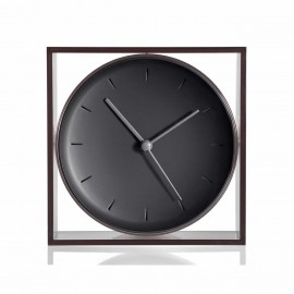 VOID CLOCK noir