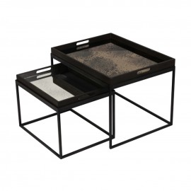 Tables gigognes Rectangle Tray