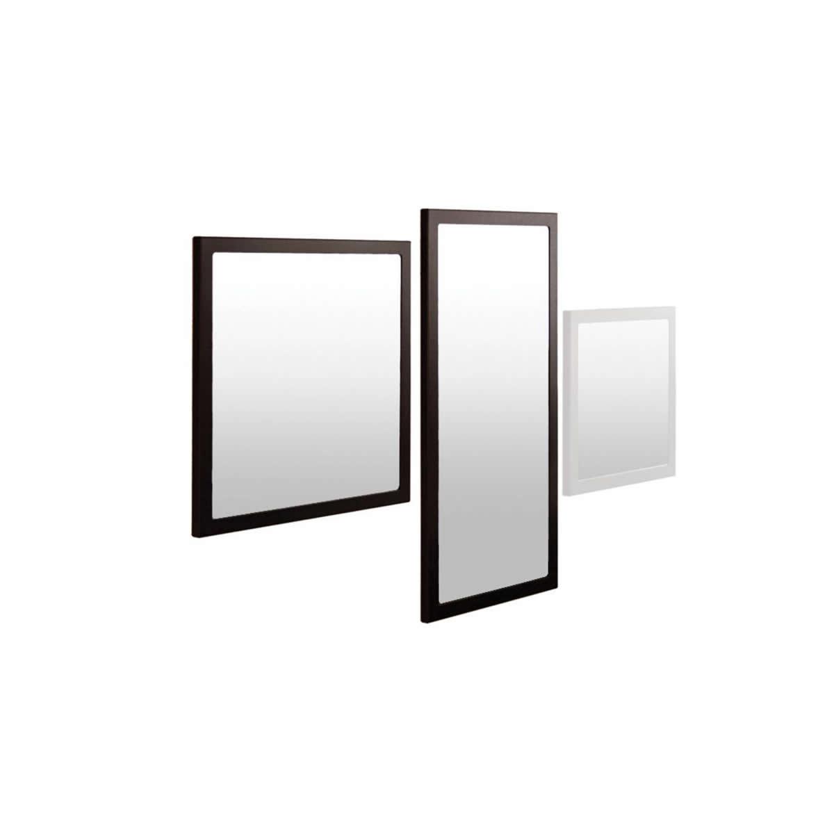 Miroirs little frame 60x60 zeus for Miroir 60x60