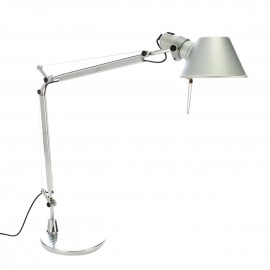 Tolomeo Mini LED aluminium