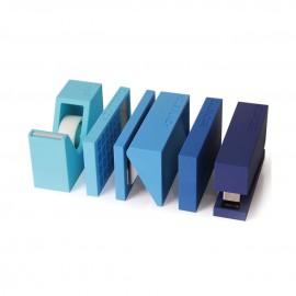 Buro set bleu