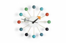 Ball WALL CLOCKS Multicolore