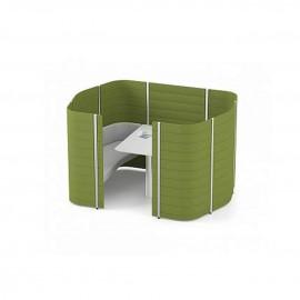 Système Workbays vert