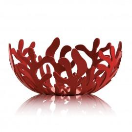 Coupe à fruit MEDITERRANEO - rouge