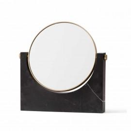 Miroir Pepe Marbre Noir