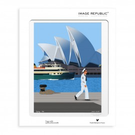 AFFICHE SYDNEY COLLECTION PAOLO MARIOTTI