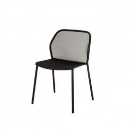 Chaise Darwin noire