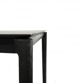 Table Bok chêne noir 140 Ethnicraft