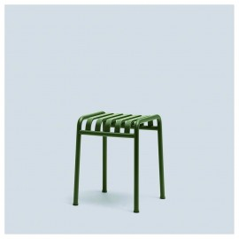 Palissade stool olive