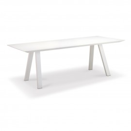 Table de repas VANITY - blanc