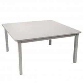 Table carrée CRAFT - gris argile