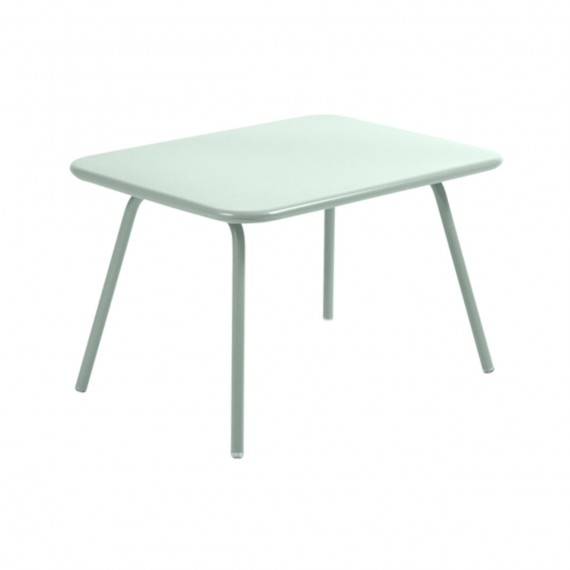 Fermob Table LUXEMBOURG KID - menthe glaciale