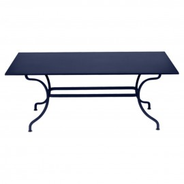 Table rectangulaire ROMANE - abysse Fermob