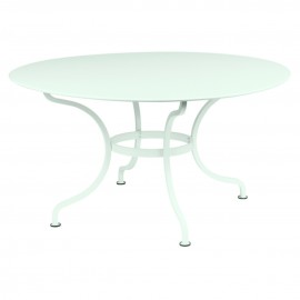 Table ronde ROMANE - menthe glaciale