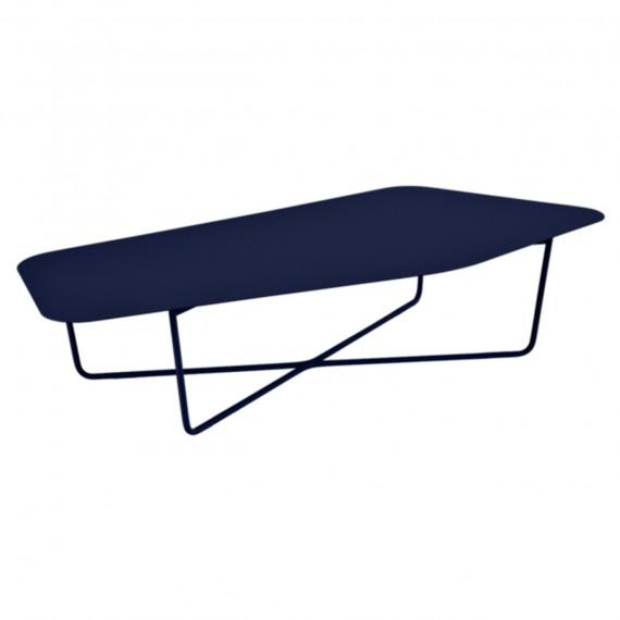 Fermob Table basse ULTRASOFA - bleu abysse
