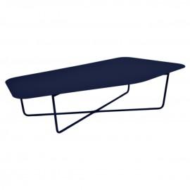Table basse ULTRASOFA - bleu abysse Fermob