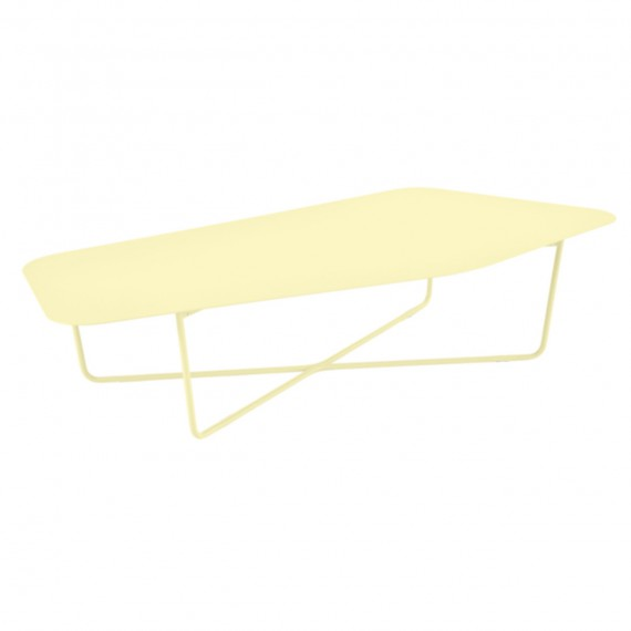 Fermob Table basse ULTRASOFA - citron givré