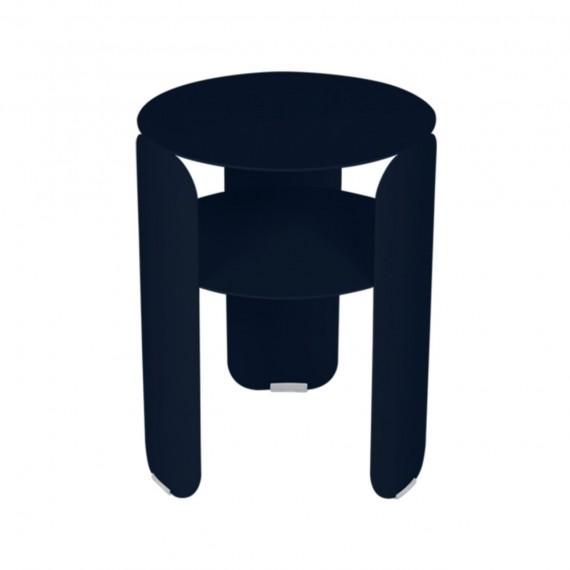 Fermob Table d'appoint BEBOP - bleu abysse