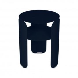 Table d'appoint BEBOP - bleu abysse