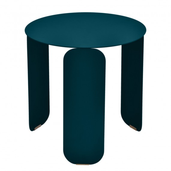 Fermob Table basse BEBOP - bleu acapulco