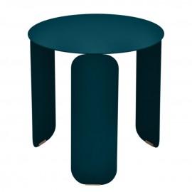 Table basse BEBOP - bleu acapulco Fermob