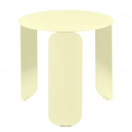 Table basse BEBOP - citron givré