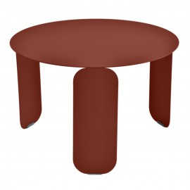 Table basse BEBOP - ocre rouge Fermob