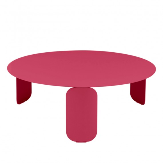 Fermob Table basse BEBOP - rose praline