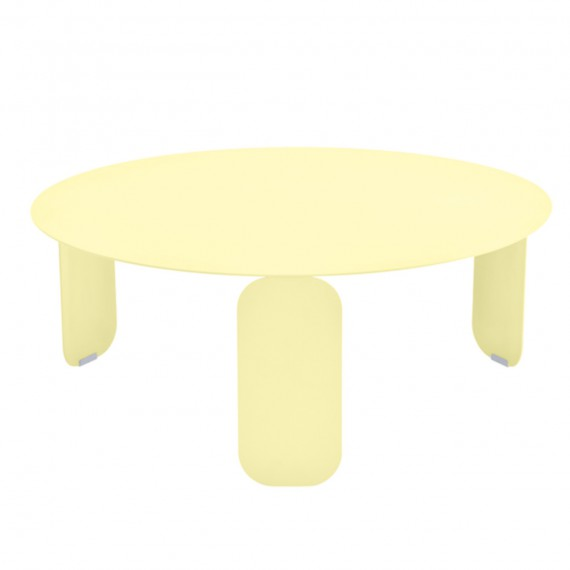 Fermob Table basse BEBOP - citron givré