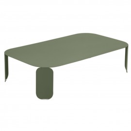 Table basse rectangulaire BEBOP - cactus Fermob