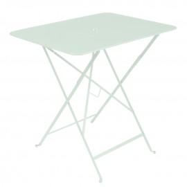 Table rectangulaire BISTRO - menthe glaciale Fermob