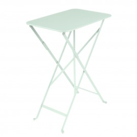 Table rectangulaire BISTRO - menthe glaciale