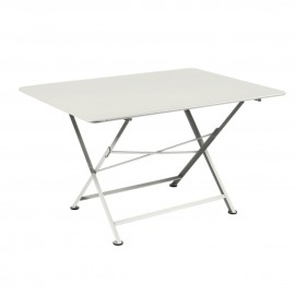 Table rectangulaire CARGO - gris argile