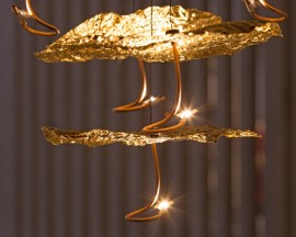 Suspension Gold Moon, Catellani & Smith Catellani and Smith