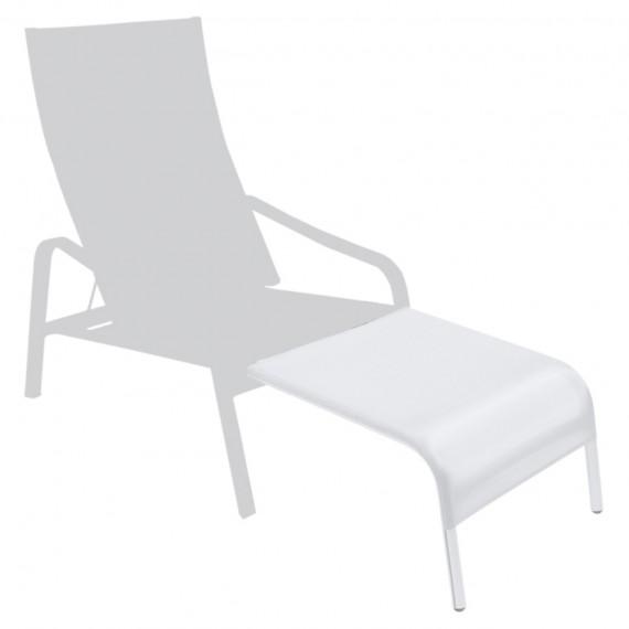 FERMOB Repose-pieds ALIZÉ - blanc coton