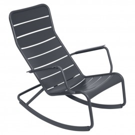Rocking chair LUXEMBOURG - carbone