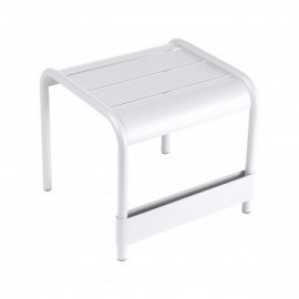 Table basse LUXEMBOURG - blanc coton
