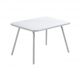 Table LUXEMBOURG KID - blanc coton