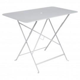 Table rectangulaire BISTRO - blanc coton