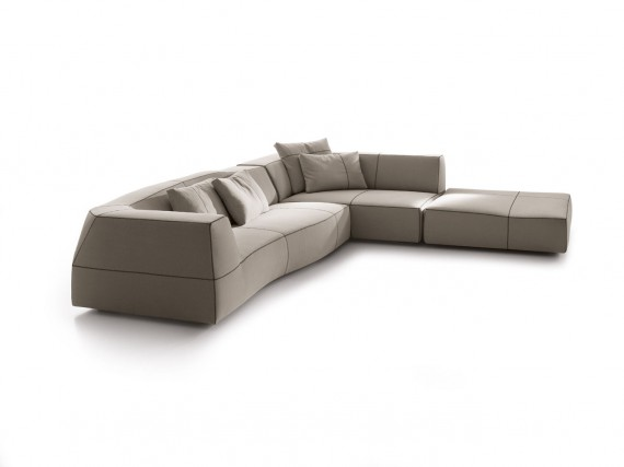 canap bb italia bend sofa bb italia. Black Bedroom Furniture Sets. Home Design Ideas