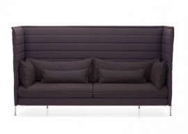 Alcove Highback Sofa + coussins