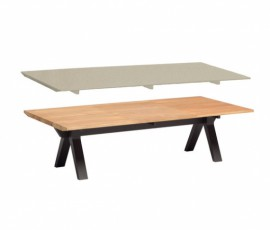 Table basse MAIA rectangulaire